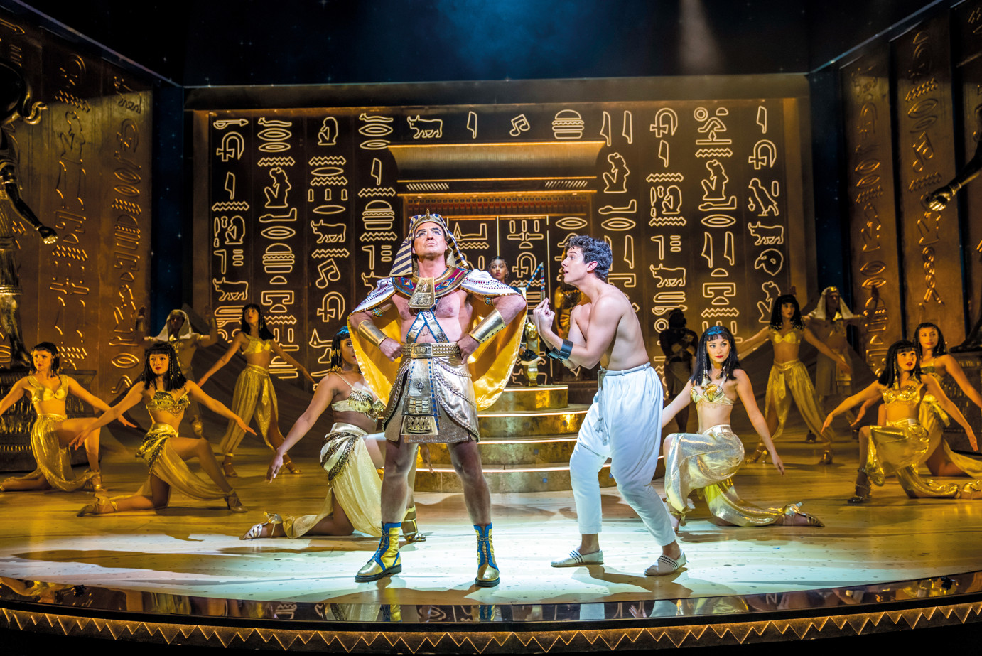 'joseph and the amazing technicolor dreamcoat' is back!