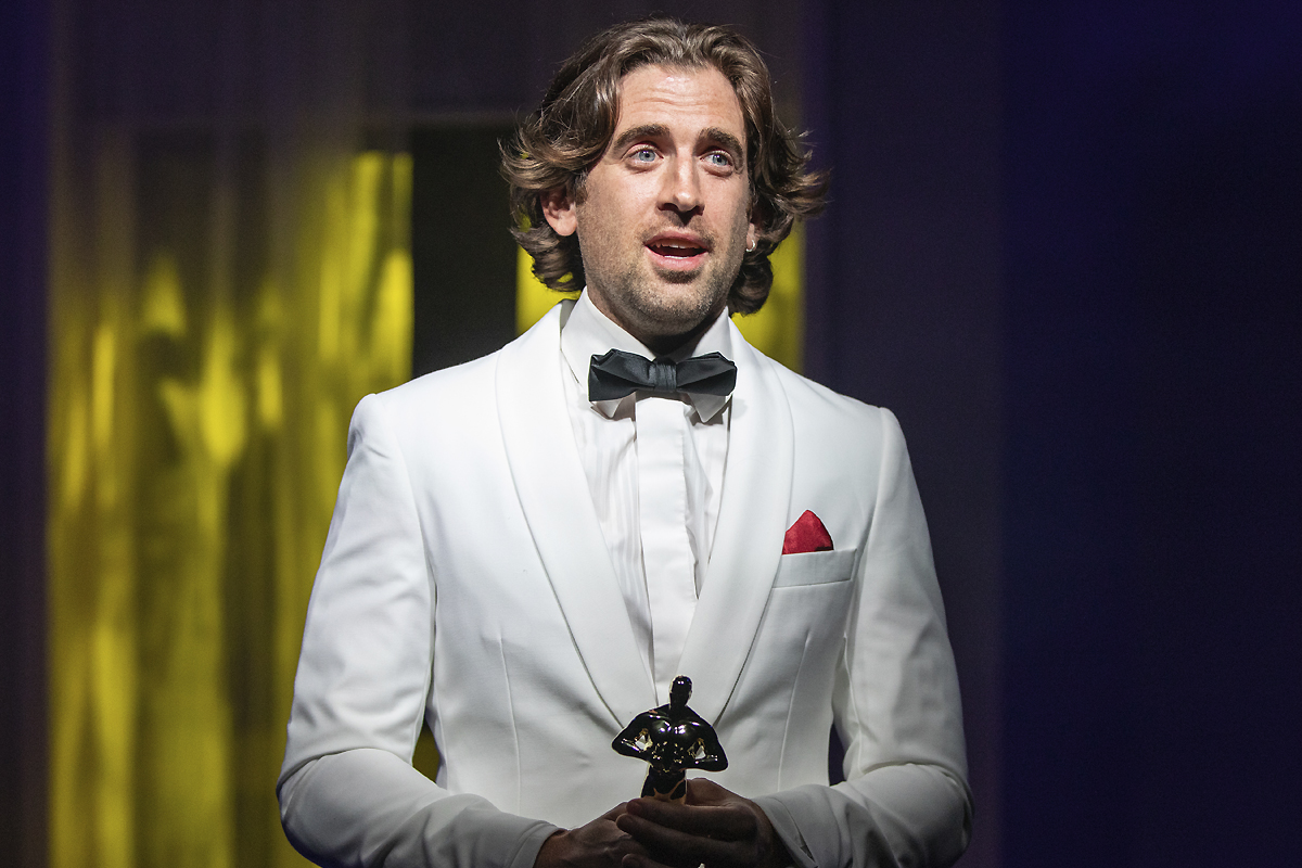 Tommy on top theatre review
