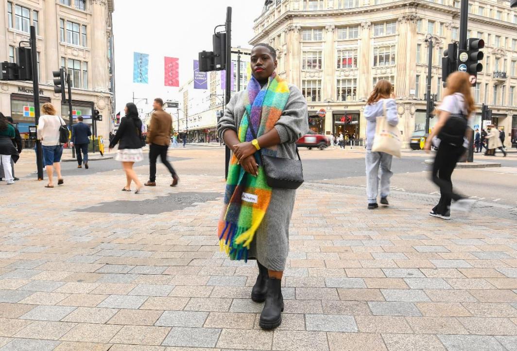 Candice brathwaite launches oxford street beyond now