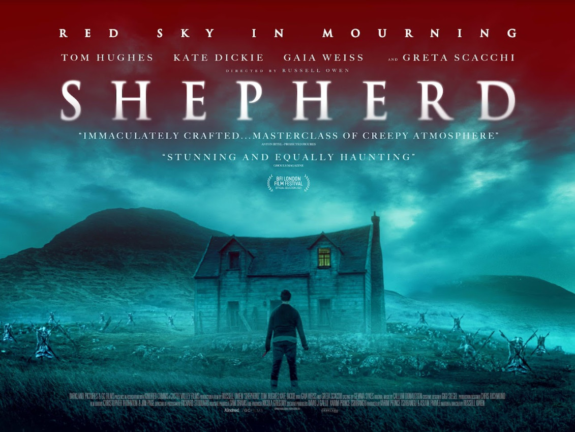 Shepherd, has been made an official selection at the upcoming bfi london film festival 2021.
