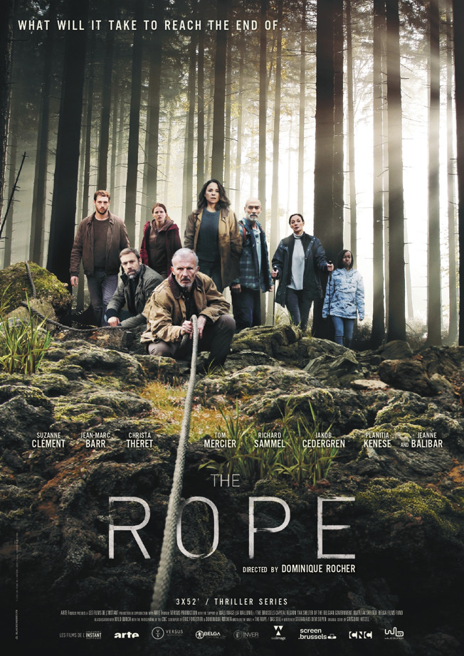 The rope tv series selected at bfi london film festival